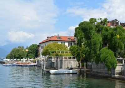 Ascona Lago Maggiore Olijvenroute Gandria van Bella Villetta chalets Lugano