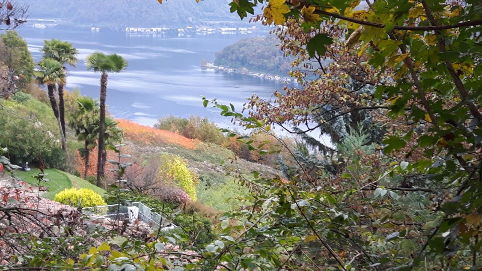 In Vico-Morcote aan het Luganomeer heeft de tijd stilgestaan