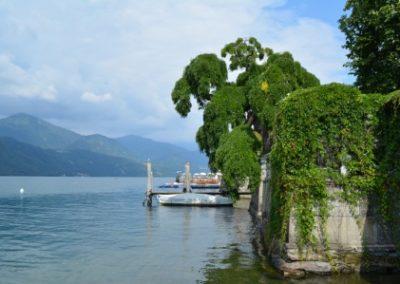 Gandria Olijvenroute Chaletverhuur Bella Villetta uitstapje bij Lugano