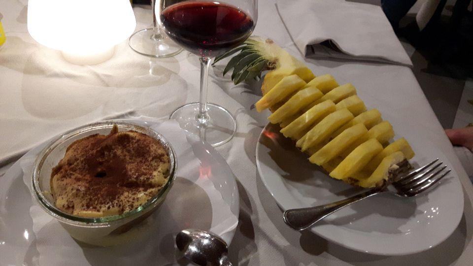 Italiaans eten in Porlezza vanuit Bella Villetta chalets