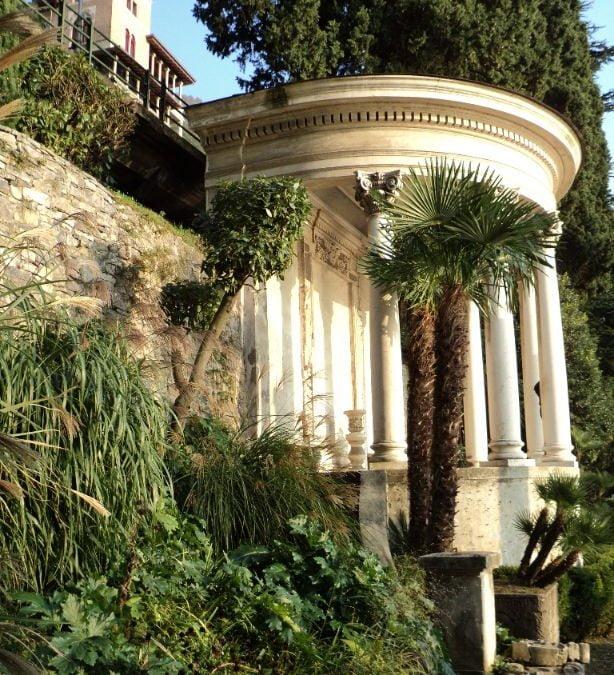 Villa Monastero in Varenna herbergt romantiek en schoonheid