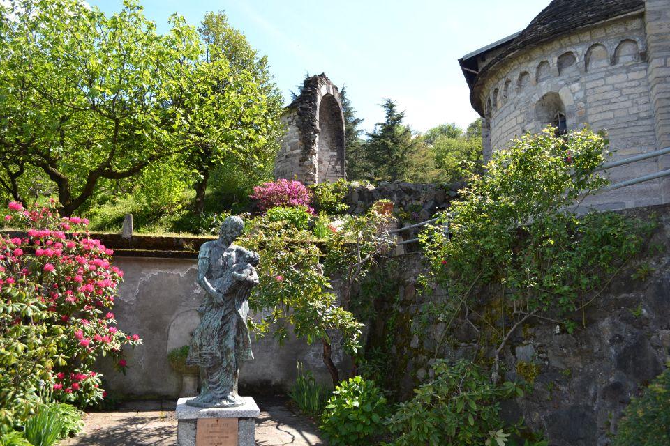 Colico en het klooster van Piona in de noordelijkste punt van het Comomeer