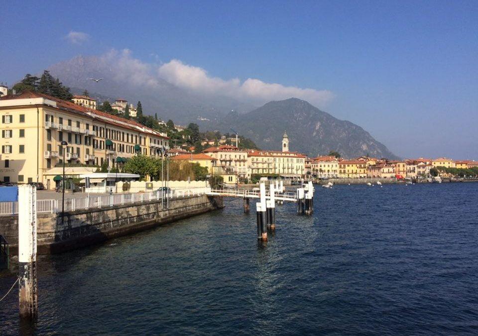 Een bezoek aan Menaggio aan de oevers van het Como meer