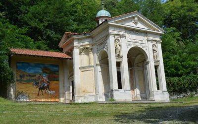 Op pelgrimstocht naar Sacro Monte di Varese en de 14 kapellen