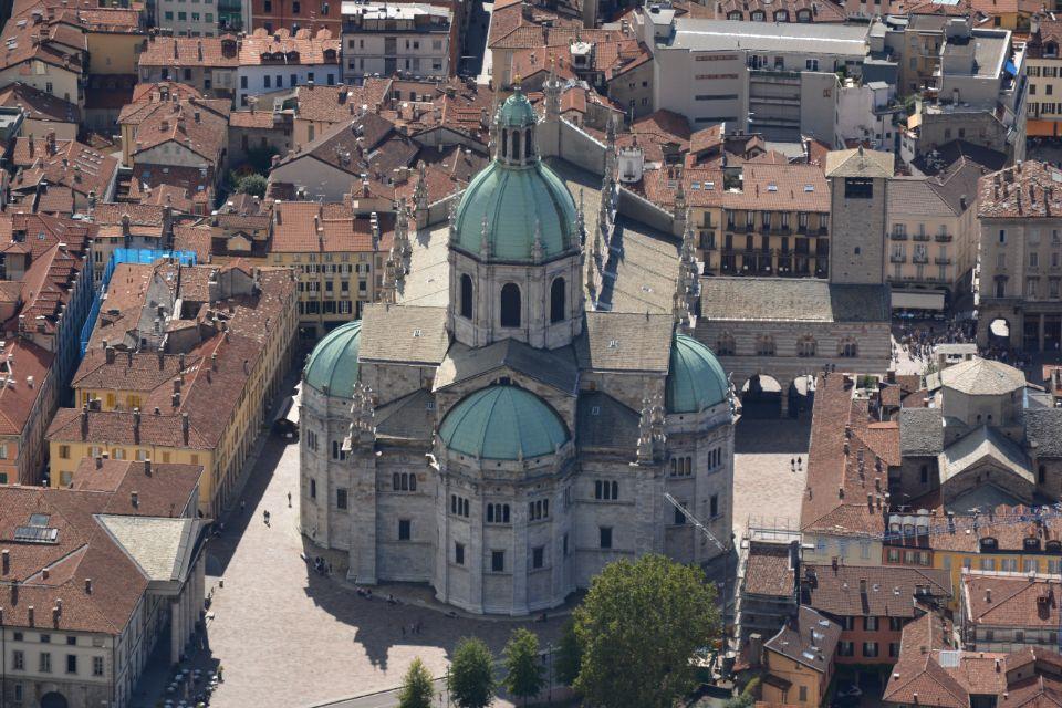 Reis met ons mee naar Como en maak kennis met Romeinen, zijde en Napoleon