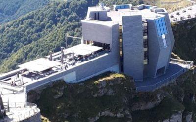 We verkennen de Monte Generoso, de hoogste bergtop langs het Luganomeer